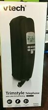 VTech CD1113 Trimstyle Phone with Caller ID Landline Home Office Black