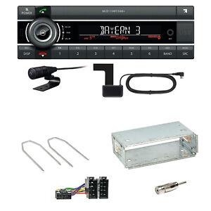 Kienzle MCR 1118 DAB Bluetooth DAB+ Einbauset für Renault Kangoo KC Laguna 1 2
