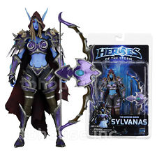 SYLVANAS WINDRUNNER figure WARCRAFT world of HEROES OF THE STORM neca SERIES 3