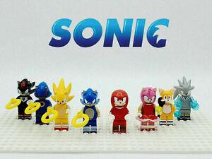 Lego 6 x Minifigure Animals Pet Dog Pug Cat Parrot Poodle Bird New Gift Friends