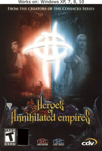 Heroes of Annihilated Empires PC Game Windows XP 7 8 10