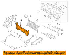 FORD OEM Interior-Rear-Rear Trim Panel 6E5Z5411318AAA