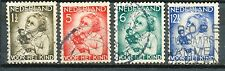 Nederland  270 - 273 gebruikt (2)