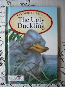LADYBIRD - The Ugly Duckling by Hans Christian Andersen (Hardback, 1993)