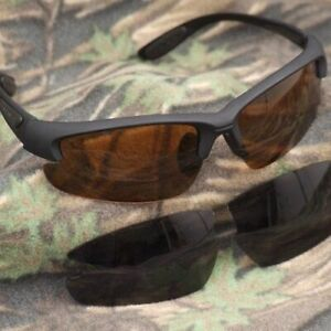 New Gardner Tackle Hi-Lo Polarised Sunglasses - Carp Fishing Barbel Pike Coarse
