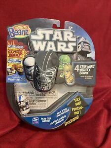 STAR WARS Mighty Beanz 4 Pack Clone Wars CAPTAIN REX Front Walmart Exc. 2010 NIB