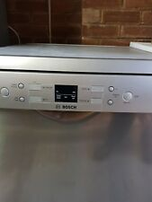 BOSCH SILVER EDITION DISHWASHER SMS40A08GBStainless Steel