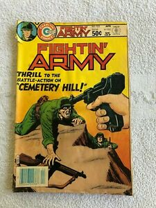 Fightin' Army (April 1981, Charlton) #151 Good 2.0