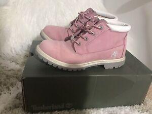 timberland boots women 8.5