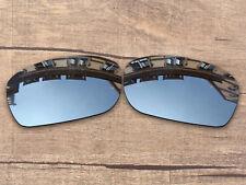 Vonxyz Polarized Lenses for-Oakley Fives Squared Sunglass Chrome IridiumCoat