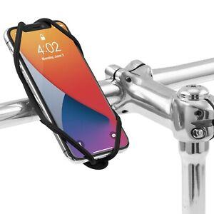 "Bone Original Bike Tie 4 Bike Phone Holder for Handlebar Mounting for 4.7""-7.2"""