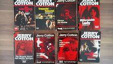 Jerry Cotton Taschenbücher (Bitte genau die Beschreibung lesen)