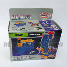 TRANSFORMERS G1 KO - GLOBO METAMORPHS (Micromasters) Gas Station GoodBot