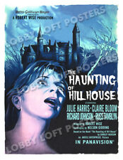 THE HAUNTING OF HILL HOUSE LOBBY CARD POSTER OS/FR 1963 JULIE HARRIS