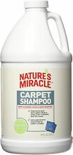 Nature's Miracle Pet Carpet Shampoo Deep Cleaning Stain and Odor Remover 64 Oz