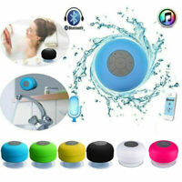 Waterproof Bluetooth Shower Speaker - Portable, Handsfree, Wireless, Water Resis