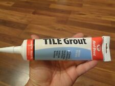 New listing Red Devil 0425 Pre-Mixed Tile Grout Squeeze Tube 5.5 oz White
