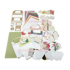 Anna Griffin Festive Flips Card Making Kit & Cutting Dies - 30 Cards, Christmas+