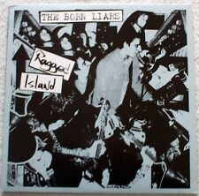 BORN LIARS Ragged Island LP Texas GARAGE Punk MULLENS Lazy Cowgirls CARBONAS