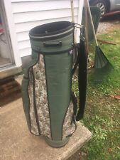 Hunter Sports, Tour Quality, Vintage Floral Women's Golf Bag, 3 Way Divider