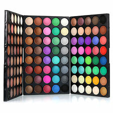Pro Beauty 120 Color Eye Shadow Matte Shimmer Eyeshadow Palette Party Makeup Set
