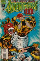 Avengers Vol 1 #386 Marvel Comics 1995 VF