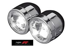 Ducati Monster 916 996 1000 Chrome Twin Headlight Streetfighter BIKE HEADLIGHT