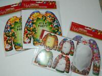 Ugly Xmas Sweater Party Invitations Gift Tags Notepad Holiday Tacky Cards Invite