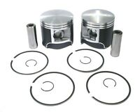 Arctic Cat F8 800 (2) Piston Kits 85mm Std Stock Bore 2007 2008 2009