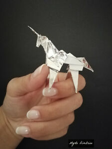 Origami unicorn from the movie Blade Runner