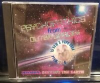 Insane Clown Posse - Psychopathics from Outter Space CD twiztid house of krazees