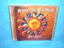 James Asher Raising The Rhythms CD on New World Records