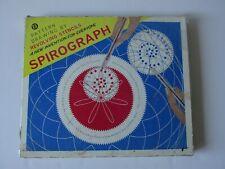 Vintage Spirograph década de 1960 Denys Fisher Ltd