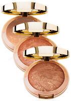 Milani Baked Bronzer Mirror & Brush Applicator - Glow, Soleil & Dolce