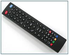 Mando a distancia de repuesto para Blaupunkt LED LCD 3d TV televisor remote control nuevo
