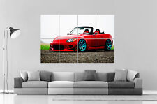 HONDA S2000 Wand Plakat groß format A0 groß Druck