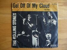 """7"""" The Rolling Stones – Get Off Of My Cloud Germany 1965"""