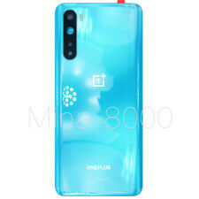 Genuine Back Glass Housing Battery Cover Rear Case Door for OnePlus Nord