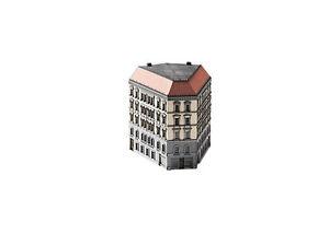 TRIX 66146 Minitrix Spur N Bausatz Winkelstadthaus aus der Gründerzeit#NEU inOVP