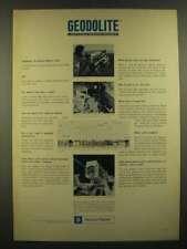 1966 Spectra-Physics Mark III Geodolite Laser Distance Measuring Instrument Ad