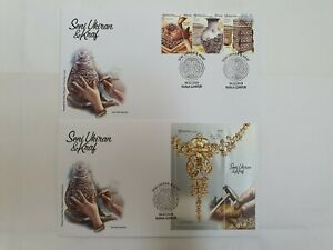 Malaysia 2019 Carvings & Craft FDC KL Cancellation