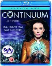 Continuum - Season 1 Blu-ray 2015 DVD