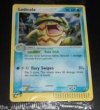 Ludicolo # 020 Nintendo Black Star Promo 20 SEALED Pokemon Card NEAR MINT