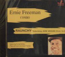 ERNIE FREEMAN COMBO 'Raunchy' - 30 Tracks on Black Tulip