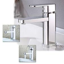 Design Wasserhahn Armatur Einhebelmischer Einhand Waschtischarmatur Badezimmer #