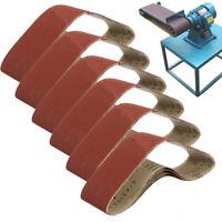 Schleifbänder Schleifband 75x533 Körnung P40 P60 P80 P100 P120 P180 P240 320 400