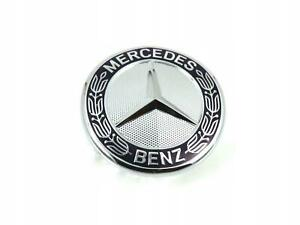 Mercedes C300 C350 C63 C250 Genuine Mercedes Mercedes Badge - Grille 2048170316