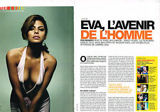 COUPURE DE PRESSE CLIPPING 104  2005  EVA LONGORIA   ( 4 pages)