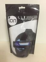 NEW SEALED ION GOGGLE AND HEAD STRAP MOUNT-5019