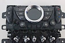 11-14 MINI COOPER S R55 R56 R57 DIGITAL HEATER AC CLIMATE CONTROL PANEL SWIITCH